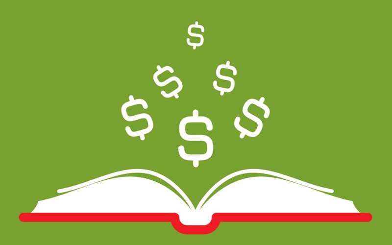 open book money