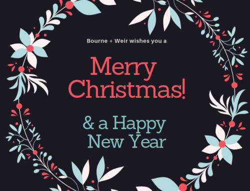 Bourne + Weir – Year in Review