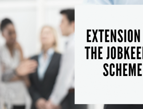 Extension of the JobKeeper Scheme