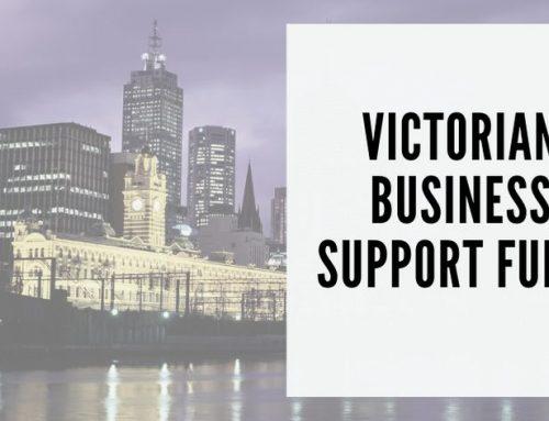 Victorian Business Support Fund